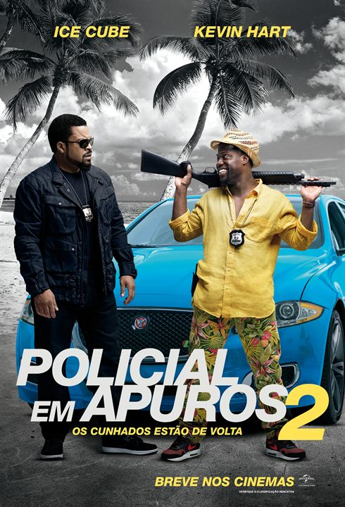 Policial em Apuros 2 : Poster