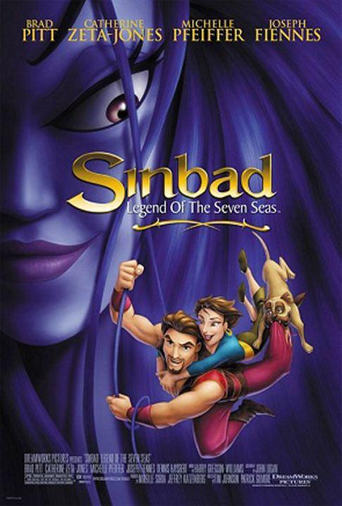 Sinbad - A Lenda dos Sete Mares : Poster
