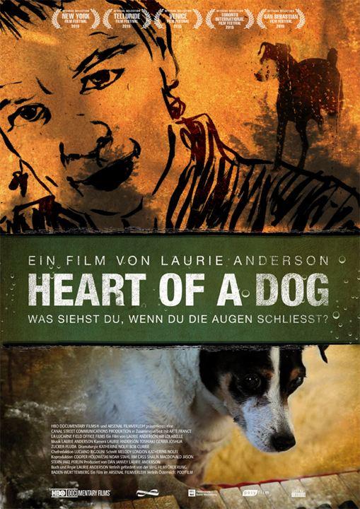 Coração de Cachorro : Poster