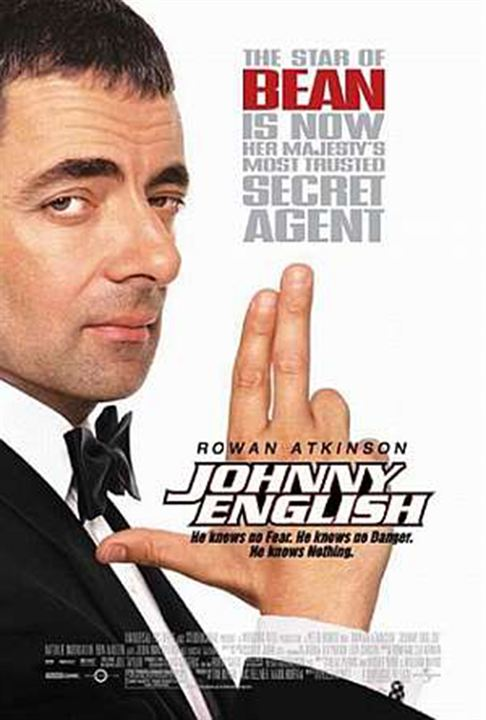 Johnny English : Poster