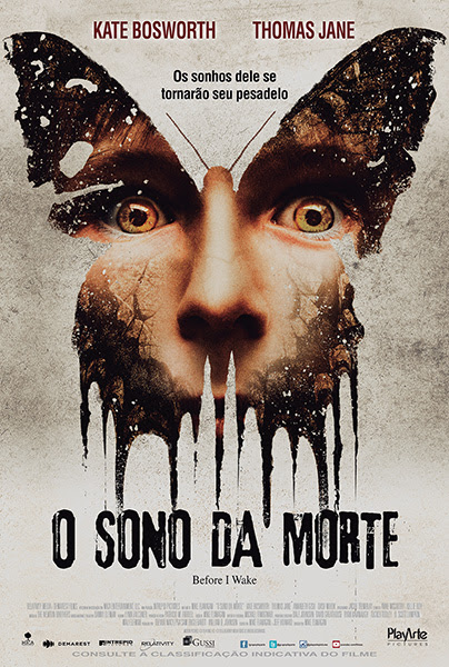 O Sono da Morte : Poster