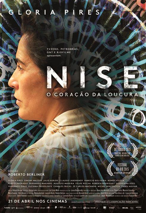 Nise - O Coração da Loucura : Poster