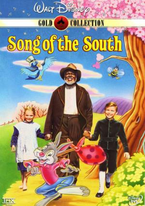 A Canção do Sul : Poster