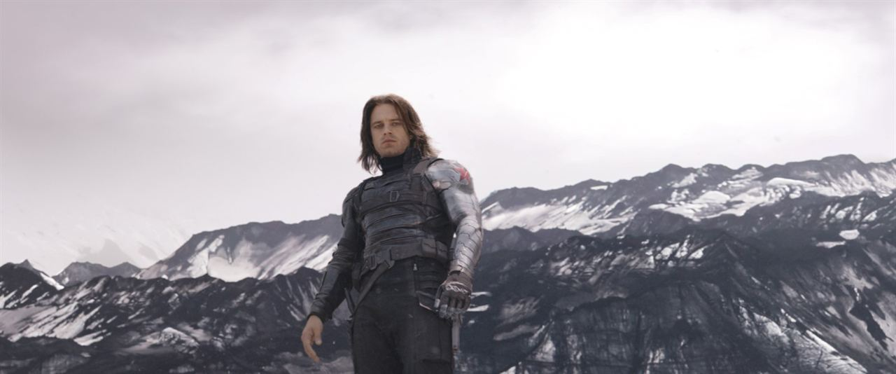 Capitão América: Guerra Civil : Foto Sebastian Stan