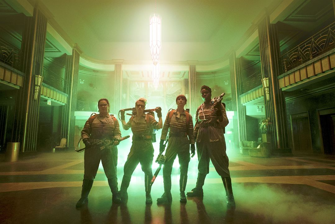 Caça-Fantasmas : Foto Kate McKinnon, Kristen Wiig, Leslie Jones (II), Melissa McCarthy