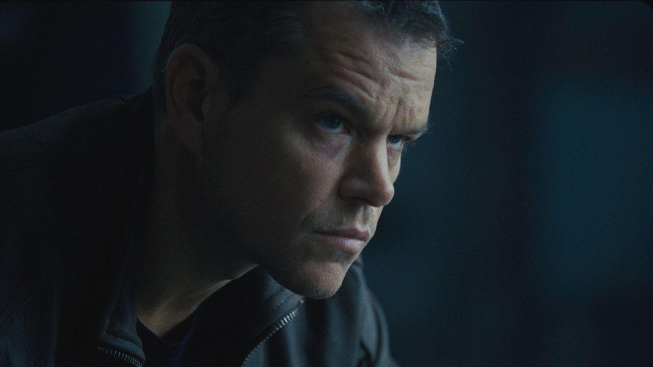 Jason Bourne : Foto Matt Damon