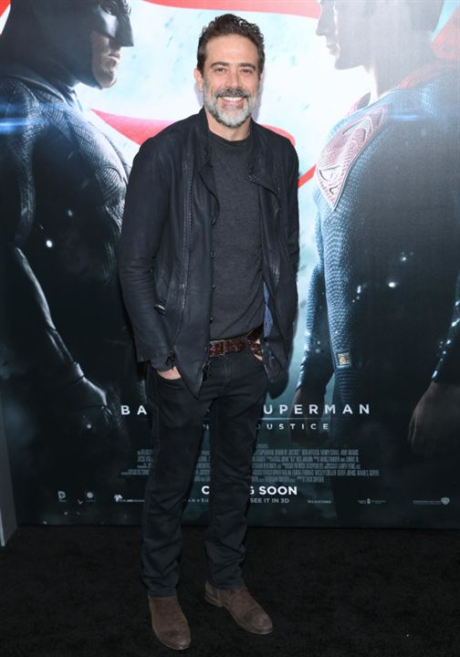 Batman Vs Superman - A Origem Da Justiça : Vignette (magazine) Jeffrey Dean Morgan