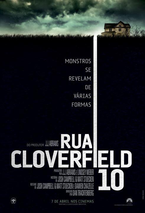 Rua Cloverfield, 10 : Poster