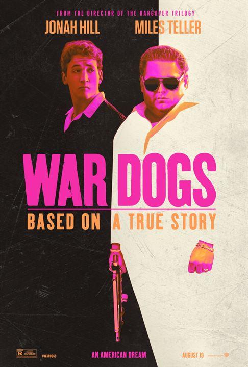 Cães de Guerra : Poster