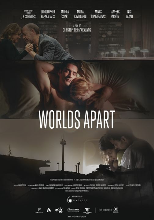 Worlds Apart : Poster