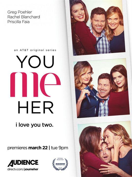 Eu, Tu e Ela : Poster