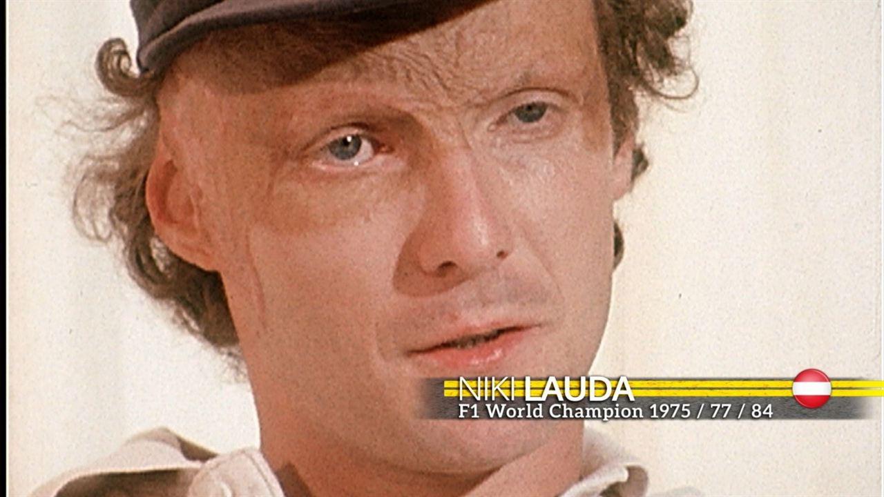 33 Days : Photo Niki Lauda