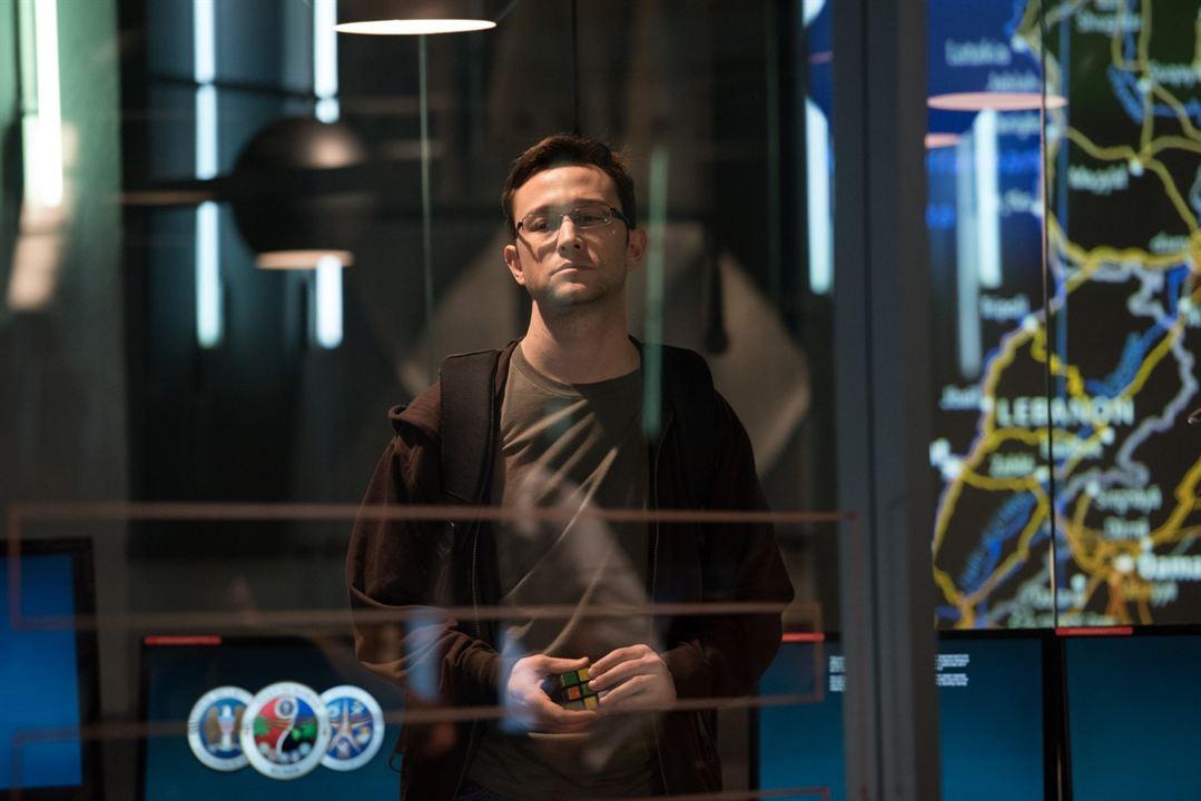 Snowden - Herói ou Traidor : Foto Joseph Gordon-Levitt