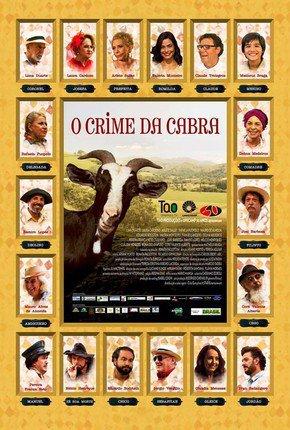 O Crime da Cabra : Poster