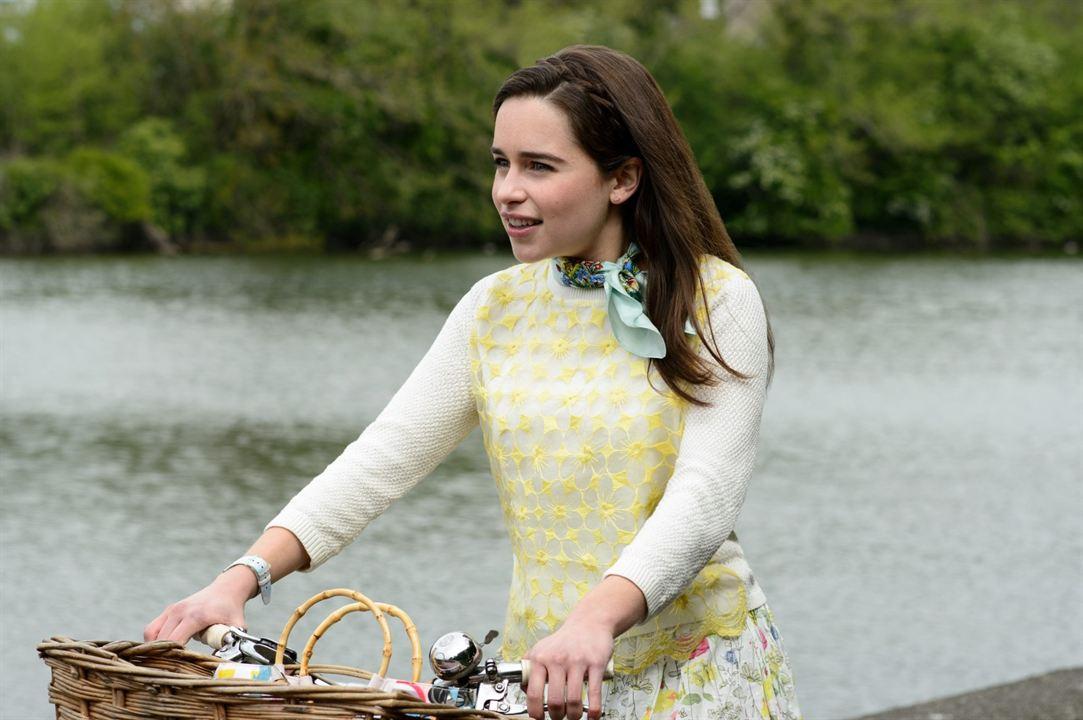 Como Eu Era Antes de Você : Foto Emilia Clarke