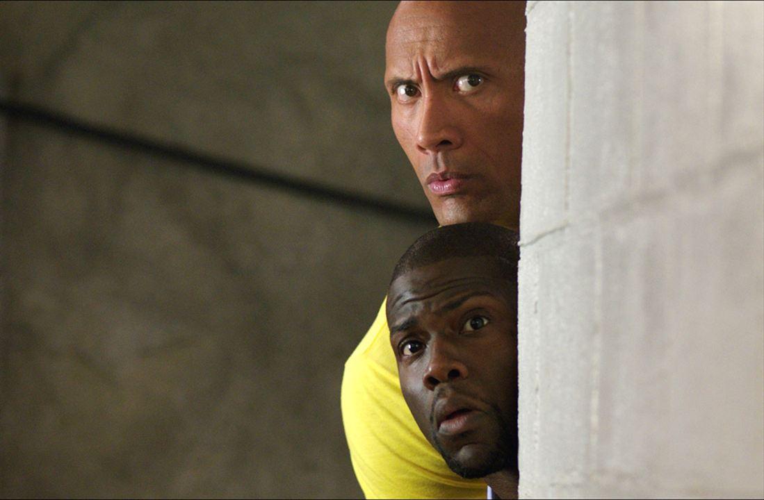 Um Espião e Meio : Foto Dwayne Johnson, Kevin Hart