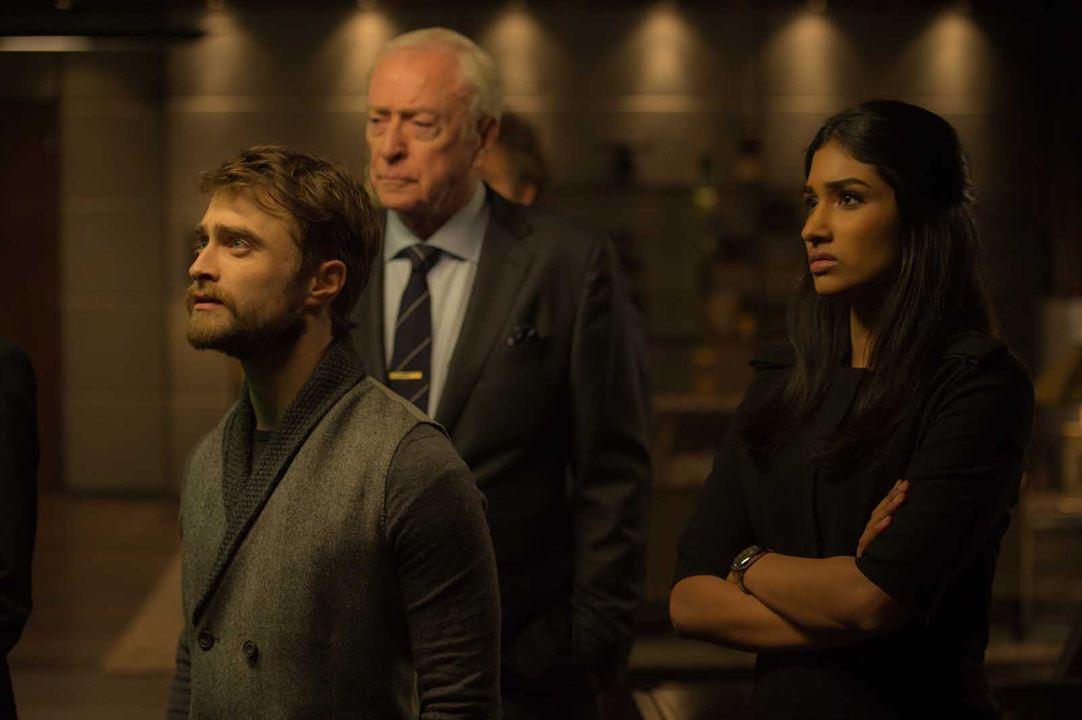 Truque de Mestre: O Segundo Ato: Michael Caine, Daniel Radcliffe