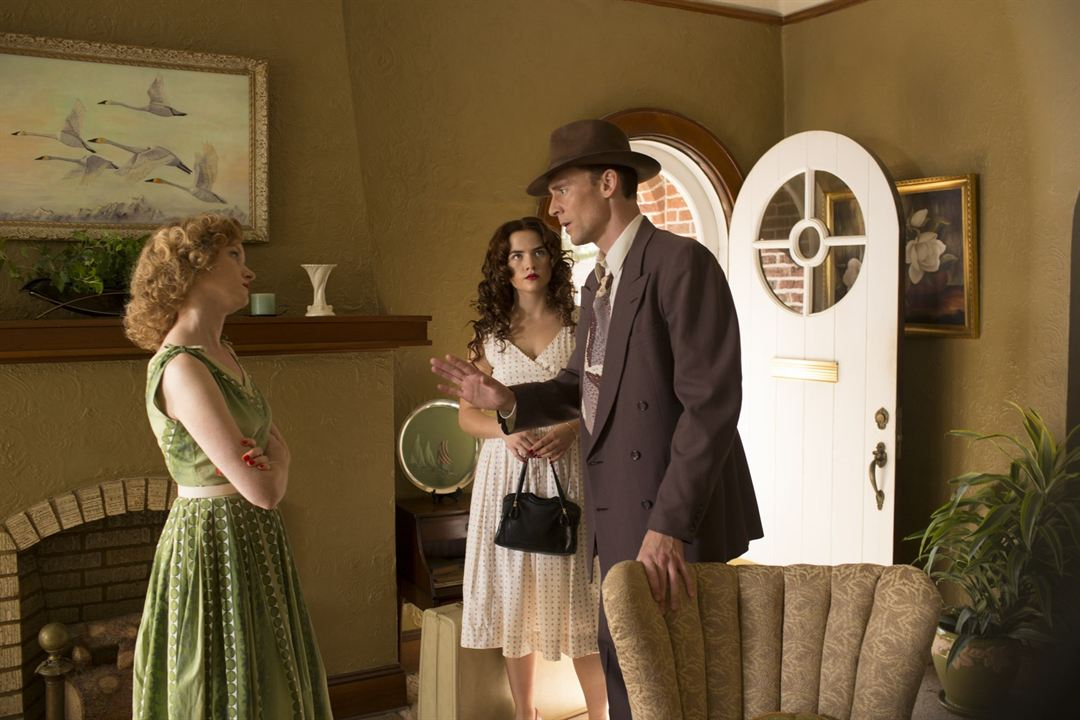 A Jornada de Hank Williams : Foto Maddie Hasson, Tom Hiddleston, Wrenn Schmidt