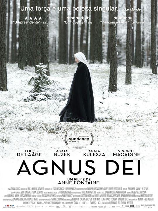 Agnus Dei : Poster
