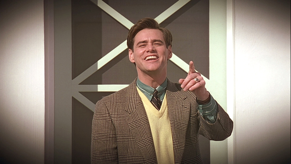 O Show de Truman : Foto Jim Carrey