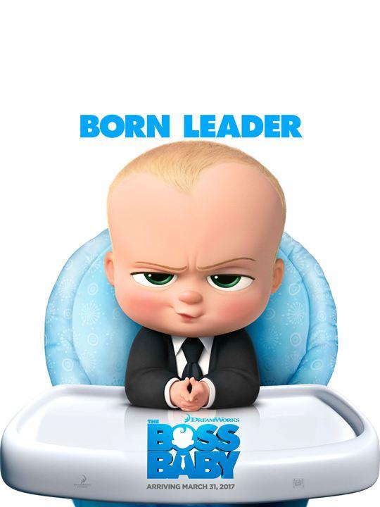 O Poderoso Chefinho : Poster