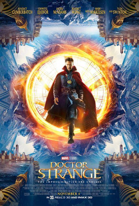 Doutor Estranho : Poster