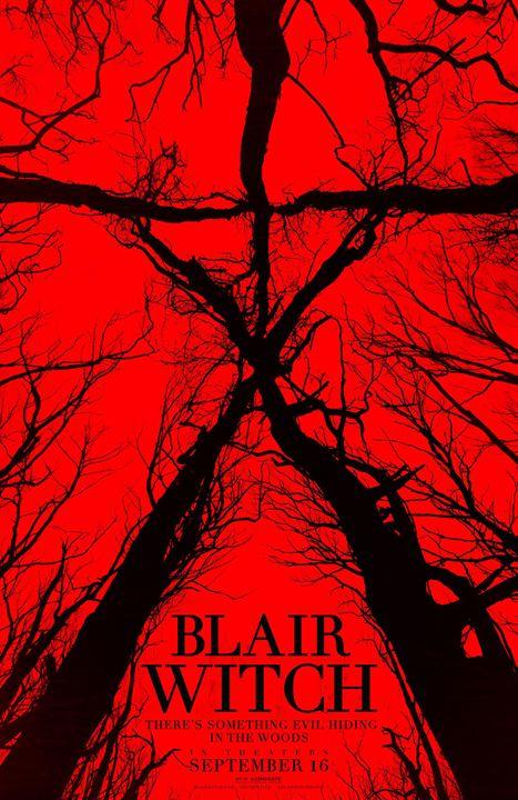 Bruxa de Blair : Poster