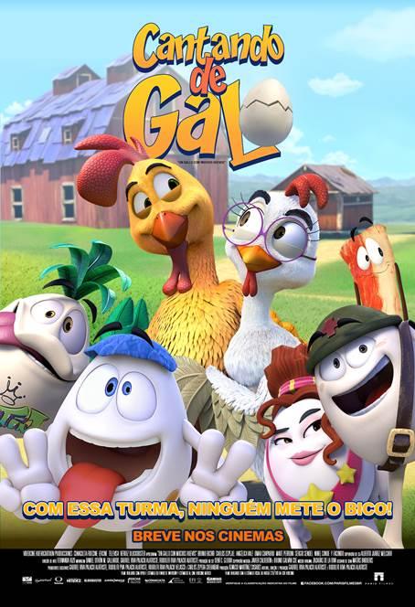 Cantando de Galo : Poster