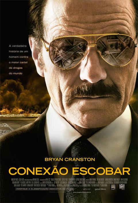 Conexão Escobar : Poster