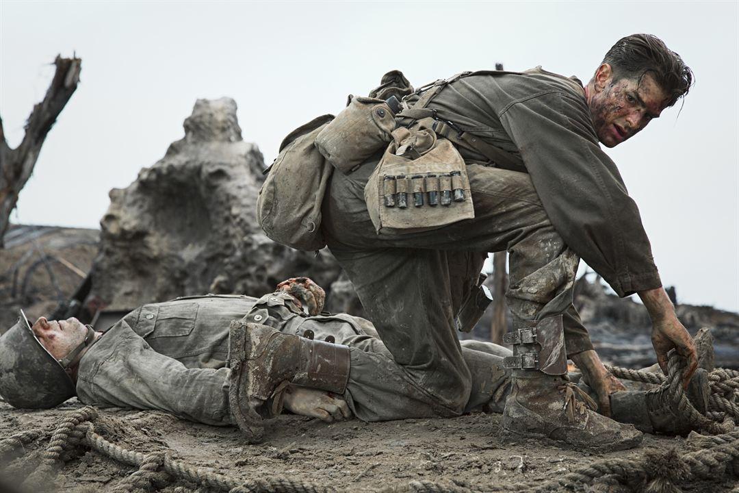 Até O Último Homem : Foto Andrew Garfield