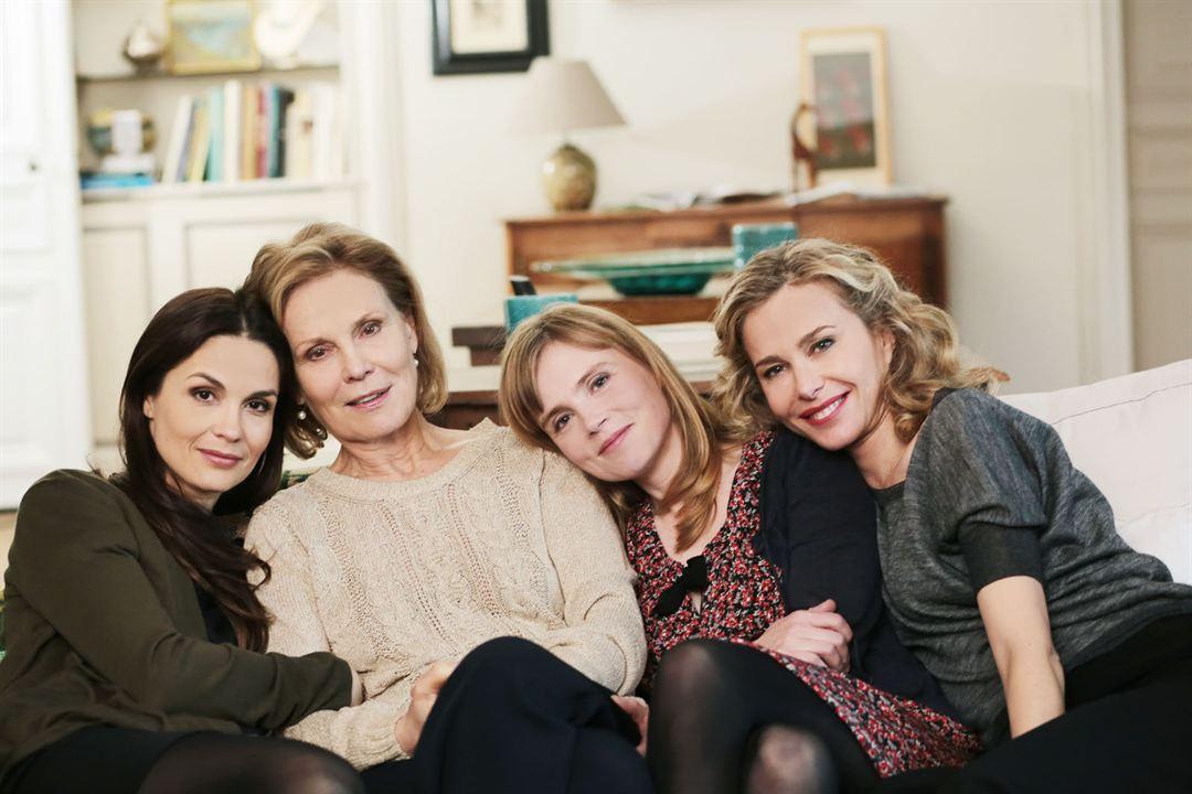 Foto Isabelle Carré, Marthe Keller, Pascale Arbillot