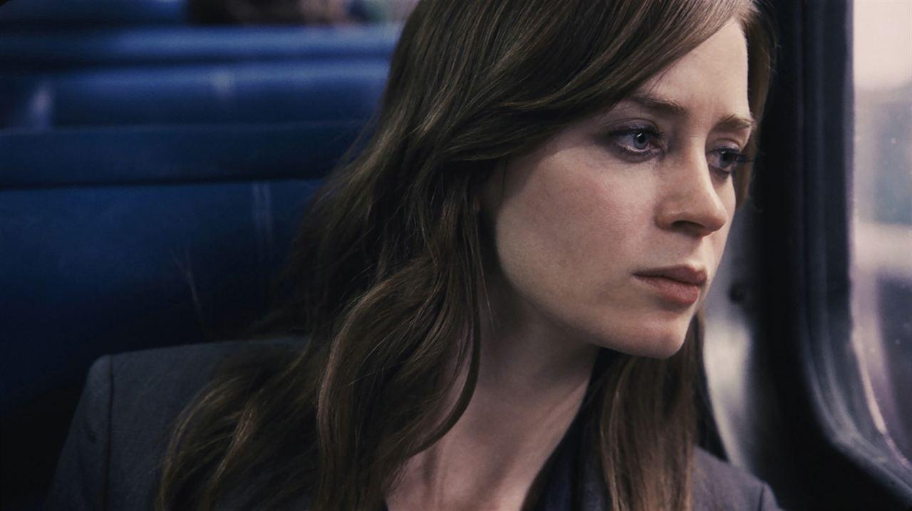 A Garota no Trem : Foto Emily Blunt