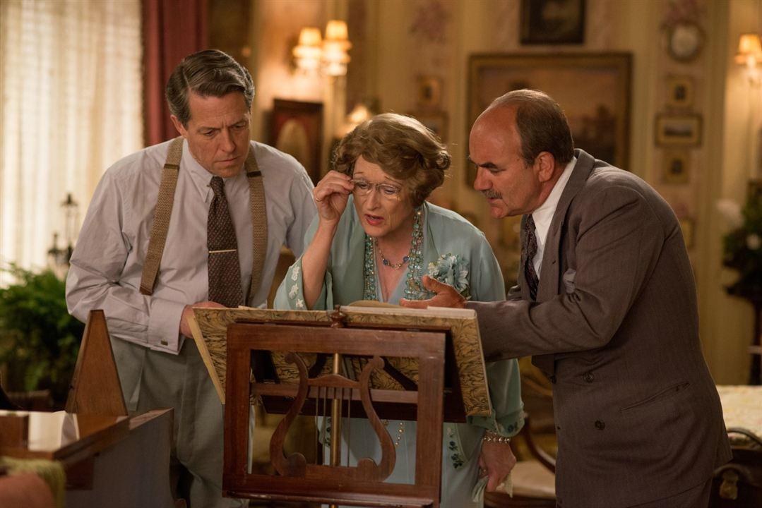 Florence: Quem é Essa Mulher? : Foto Hugh Grant, Meryl Streep