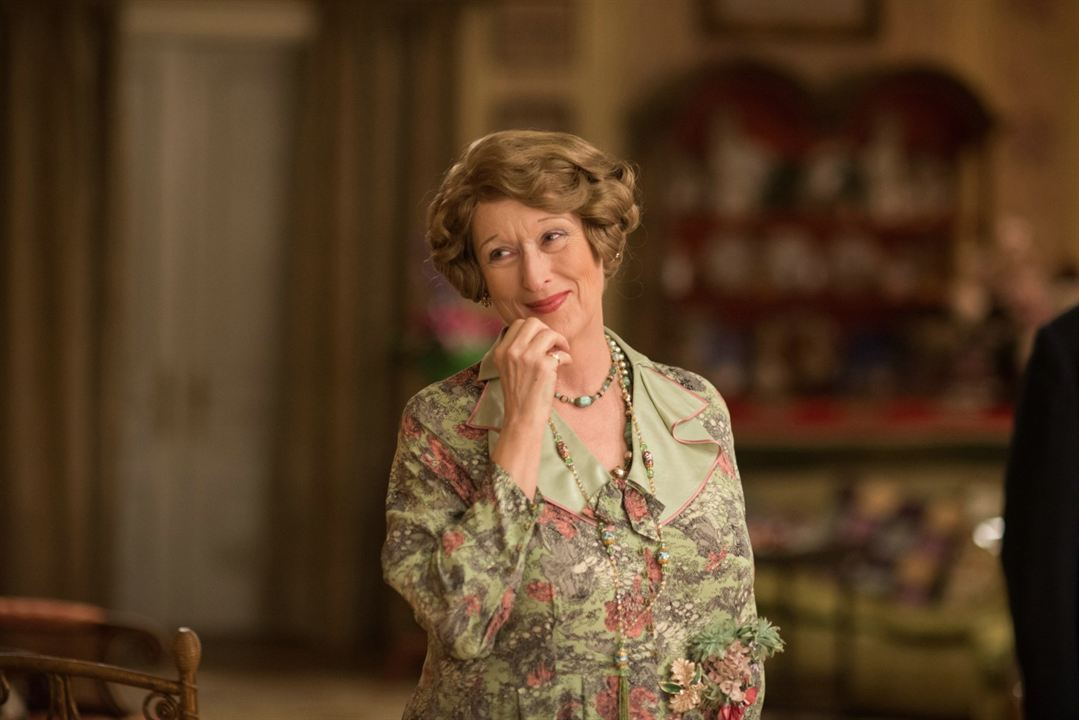 Florence: Quem é Essa Mulher? : Foto Meryl Streep