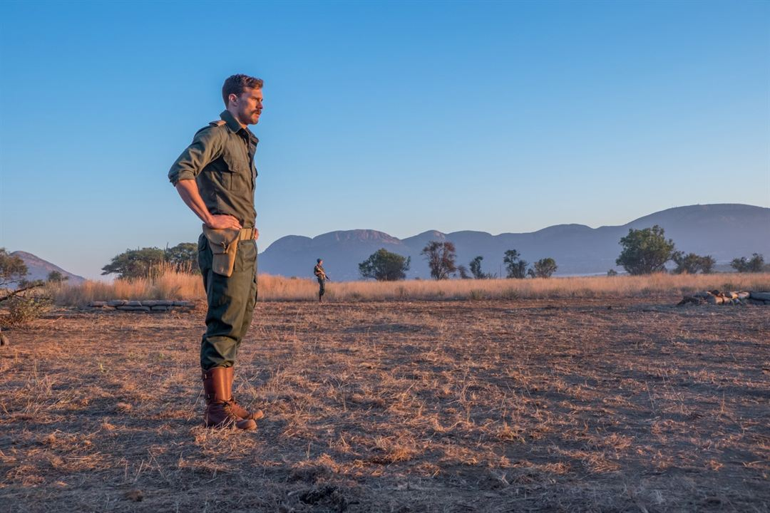 The Siege Of Jadotville : Foto Jamie Dornan
