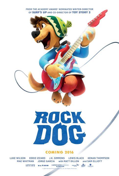 Resultado de imagem para Rock Dog – No Faro do Sucesso poster