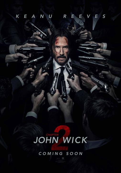 John Wick - Um Novo Dia para Matar : Poster