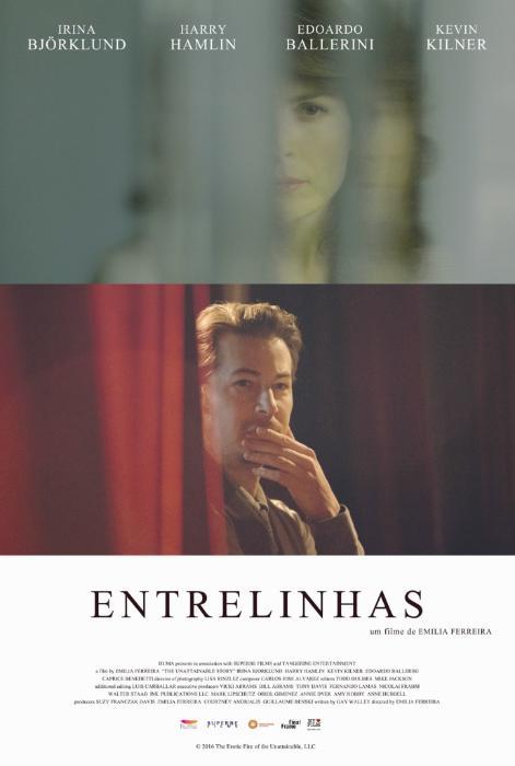 Entrelinhas : Poster