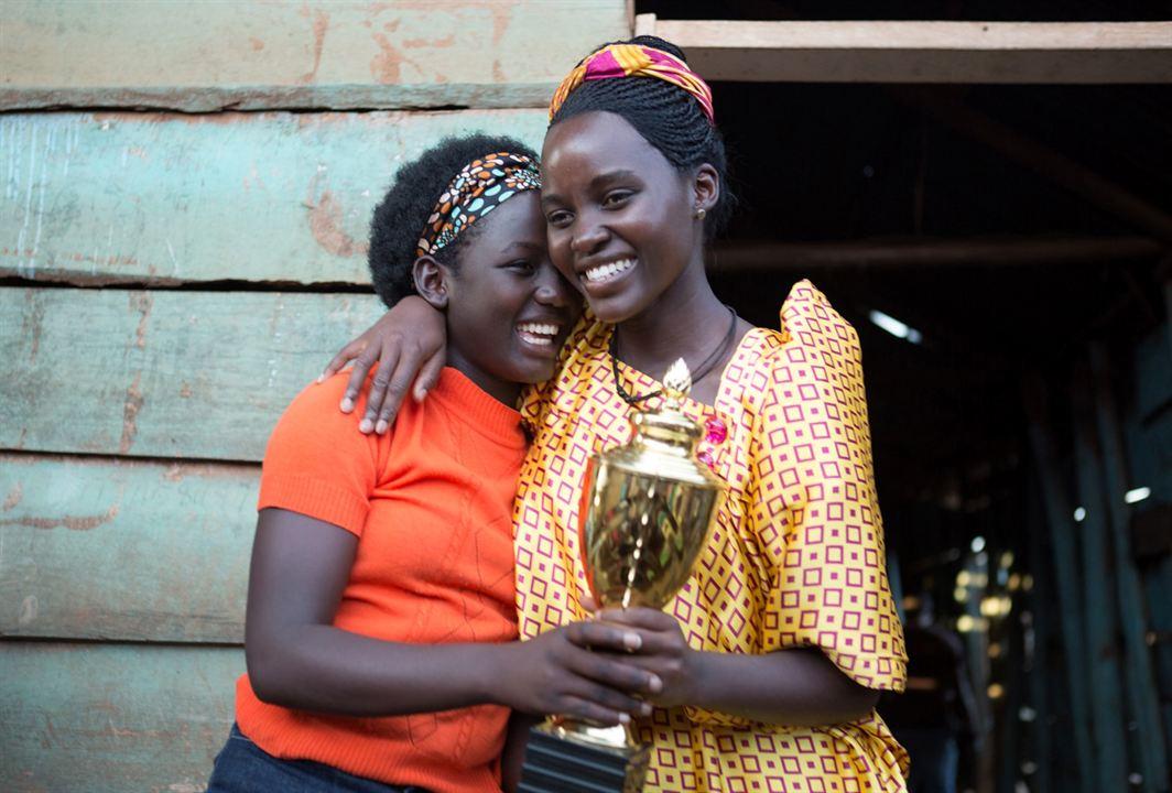 Rainha de Katwe : Foto Lupita Nyong'o, Madina Nalwanga