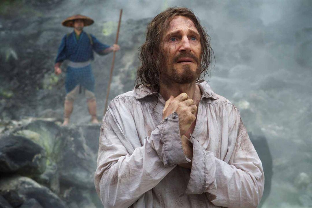 Silêncio : Foto Liam Neeson