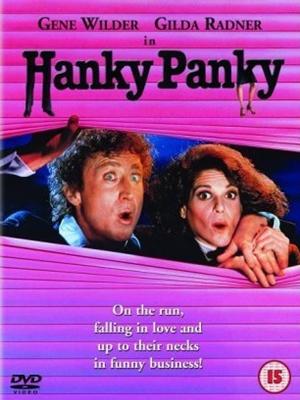 Hanky Panky, Uma Dupla em Apuros : Poster