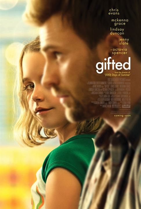 Gifted : Poster