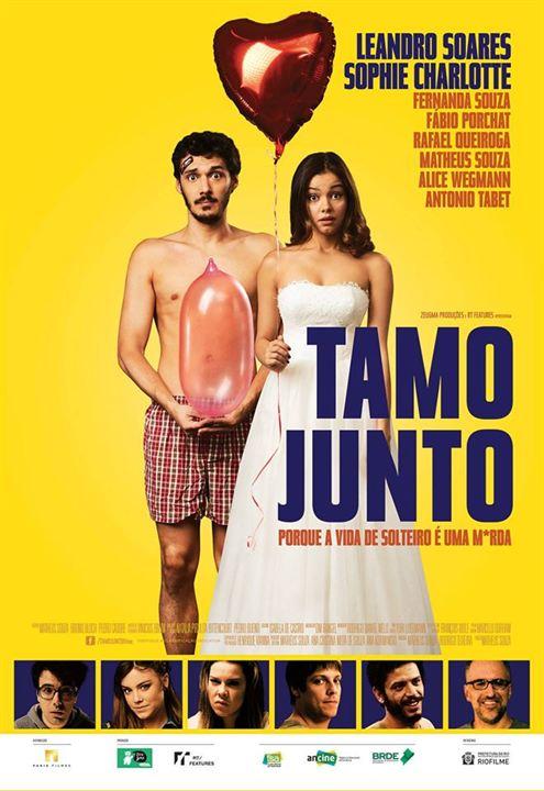 Tamo Junto : Poster