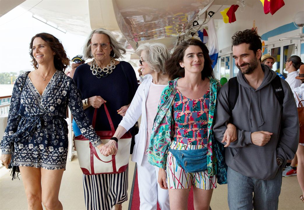 Foto Amy Landecker, Gaby Hoffmann, Jay Duplass, Jeffrey Tambor, Judith Light