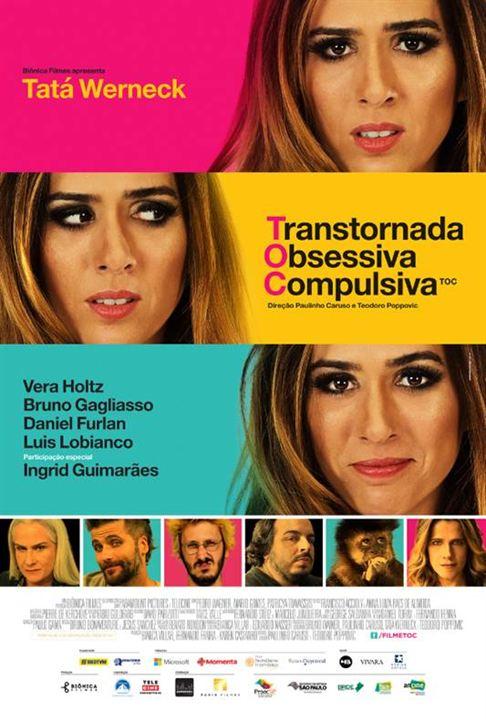 TOC - Transtornada Obsessiva Compulsiva : Poster