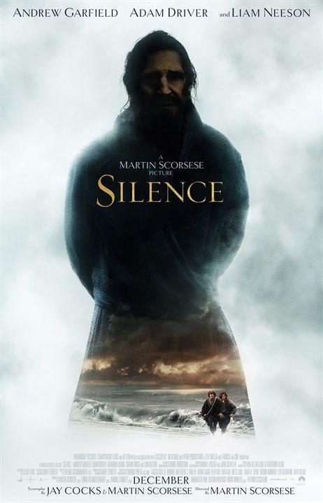 Resultado de imagem para silêncio poster