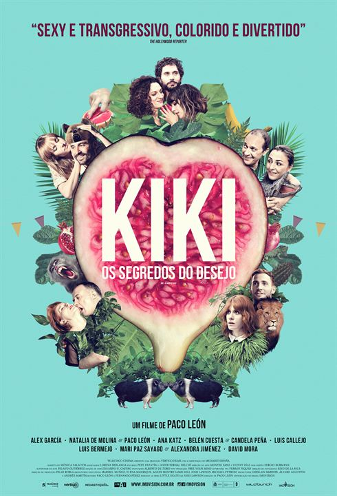 Kiki - Os Segredos do Desejo : Poster