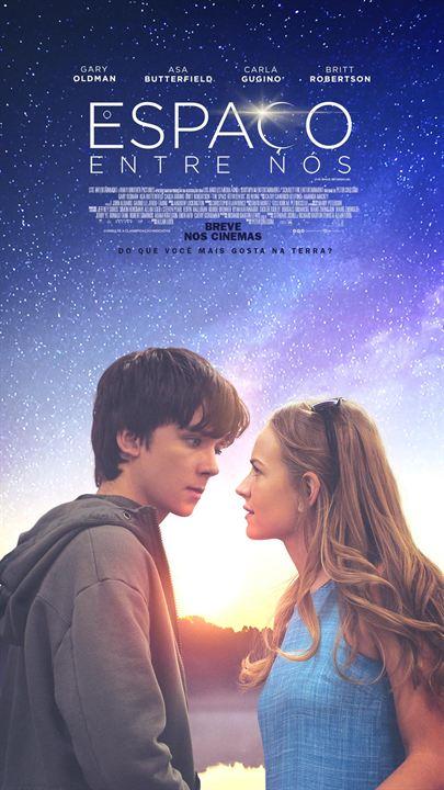 O Espaço Entre Nós : Poster