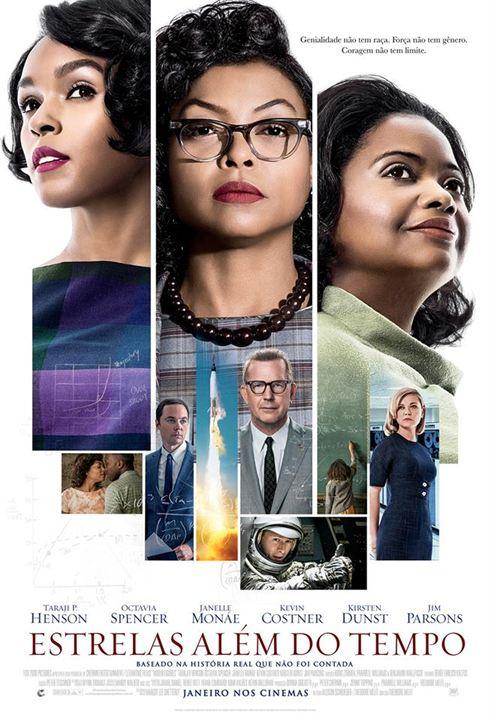 Estrelas Além do Tempo : Poster