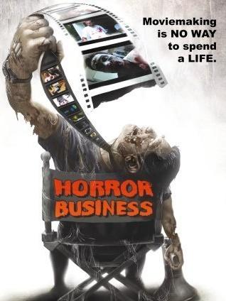 Horror Business : Poster